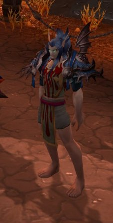 Bad Belf Fashion Choice