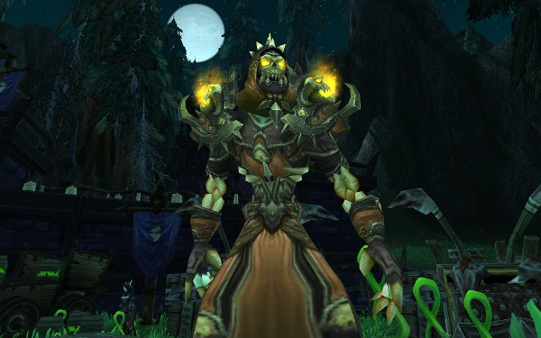 A Great Warlock Tmog Set